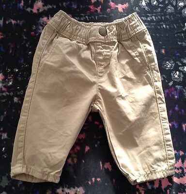 Country Road Baby Boys Pants Size 00 3-6 Months