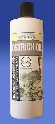 Ostrich Oil, 16 Ounce FREE SHIPPING Not Imported