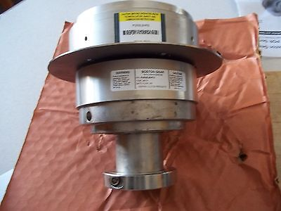 New Boston Gear Por06Lbhp32 Centric Pneumatic Overload Release Clutch # 36010