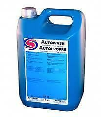 AutoSmart Auto Wash Car Shampoo Wash And Wax Non Acid 5 L