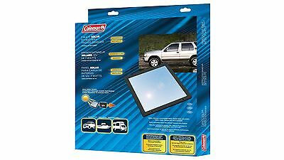 Coleman 7W Solar Battery Trickle Charger - Weatherproof & Shatterproof