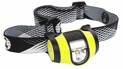 Coleman CHT10 Headlamp Headlight for Ourdoors with Six Modes 3 AAA Batteries