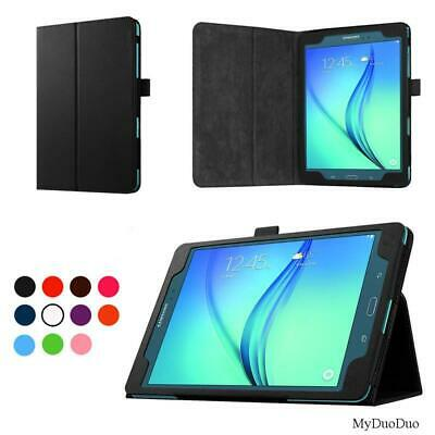 Magnetic PU Leather Case Stand Cover For Samsung Galaxy Tab A 9.7 T550 T555 P550