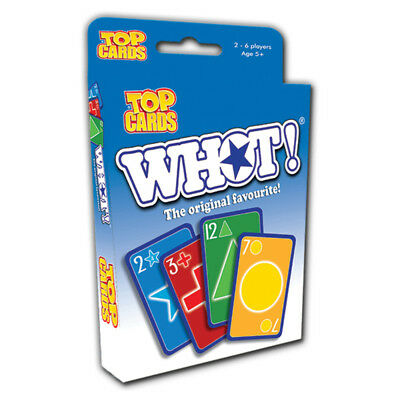 WHOT! Card Game NEW