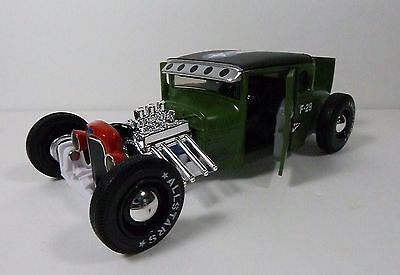 Expedited Shipping-1929 Ford Model Rat Rod/hot Rod 1/24 Diecast Car By Maisto