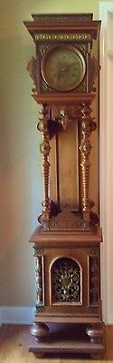 Grandfather Clock - 1800s