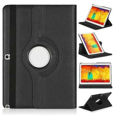"PU Leather Rotating Stand Case Cover For Samsung Galaxy Tab S 10.5"" SM-T800 T805"