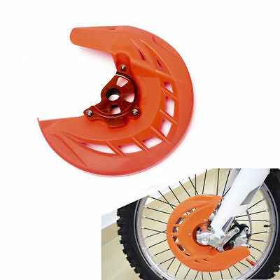 Front Brake Disc Guard Cover For KTM 125-530 SX/SX-F/XC/XC-F/EXC/EXC-F 2003-2014