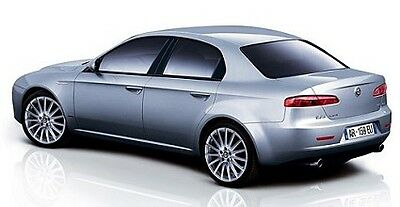 Manuale Officina Alfa Romeo 159 Q4 Workshop Manual Service Software E-Learn