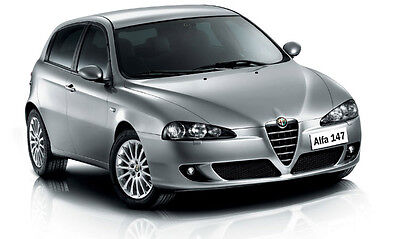 Manuale Officina Alfa Romeo 147 Workshop Manual Service Software E-Learn