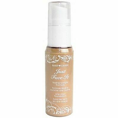 HARD CANDY Just Face It featherweight one step Foundation in medium tan 364