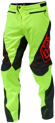 Troy Lee Designs Sprint Pants Flo Yellow 2017