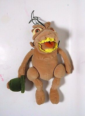 Disney Pixar A Bug's Life Mini Bean Bag P.T. Flea Plush DOLL stuffed animal 9.5""