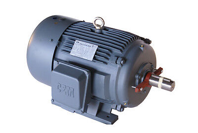 On Sale!! Cast Iron AC Motor Inverter-rated 1800RPM 5HP 184T 3Phase 1Yr warranty