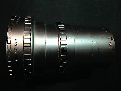 Angenieux 12.5-50mm Wide-Angle Adapter Type L for F2.2 17-68mm Retro-Zoom Lens