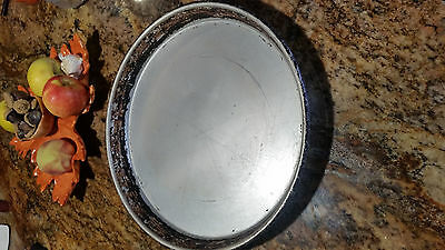 Pizza Hut Pans, 14 inch Deep Dish Pizza Pan, Used- Auction is for 4 pans