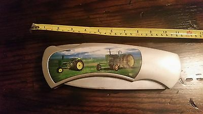 Large John Deere Buck/Pocket Knife