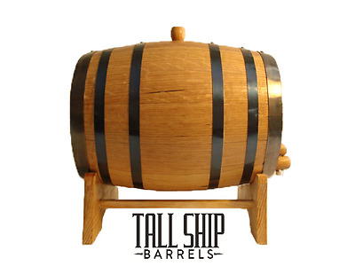 Authentically Hand Crafted Miniature American Oak Barrels 10L,5L,3L,1L Best Gift