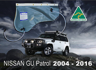 NISSAN GU Patrol (2004-2016) 30L Rear Qtr Panel Water Bladder