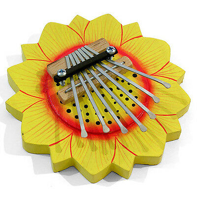 Sunflower Thumb Piano