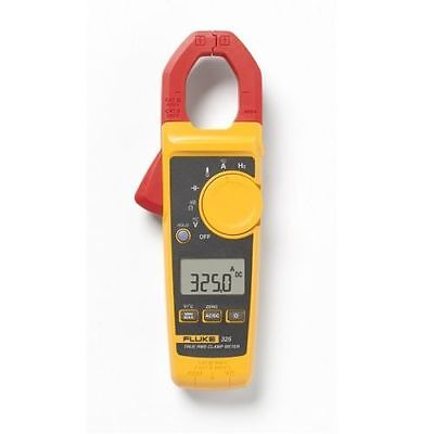 Fluke 325 True RMS AC DC Digital Clamp Meter +  Carry Case  FREE P+P