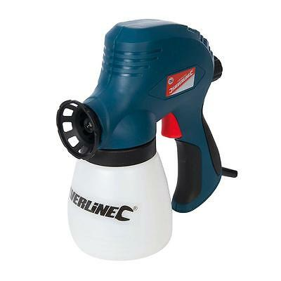 Silverline 110W Spray Gun 387825