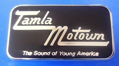 Northern Soul Badge - Tamla Motown - Tsoya