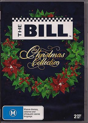 The Bill Christmas Collection DVD 2 Disc Set PAL Region Free New Sealed