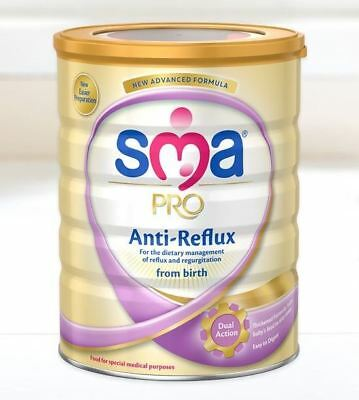 SMA Pro Anti-Reflux From Birth 800g 1 2 3 6 Packs