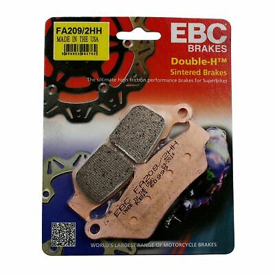 EBC FA209/2HH Double-H Sintered Motorcycle Brake pads