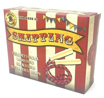 Robert Frederick Vintage Circus Kids Adults Fun Skipping Rope