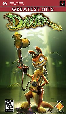 Daxter (Sony PlayStation Portable, PSP, Greatest Hits) Brand New