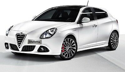 Manuale Officina Alfa Romeo Giulietta 2010 - 2015 Workshop Manual Service