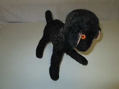 Vintage Plush Black Sheep Lamb Stuffed Toy Animal 16 50 Picclick