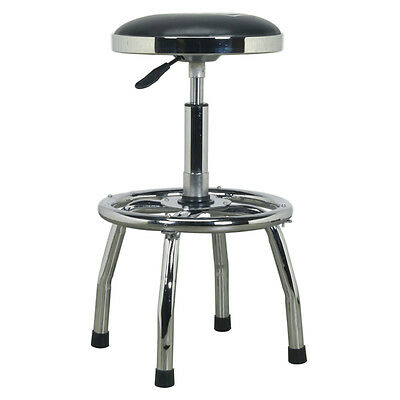 SEALEY SCR17 | Workshop Stool Heavy-Duty Pneumatic with Adjustable Height Swivel