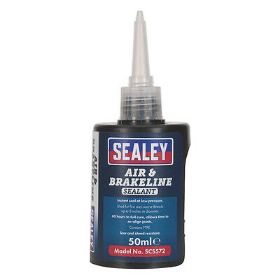 Genuine SEALEY SCS572 | Air & Brake Line Sealant 50ml
