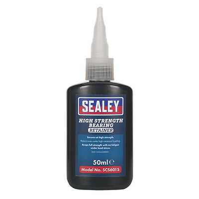 Genuine SEALEY SCS601S | Bearing Fit Retainer High Strength 50ml