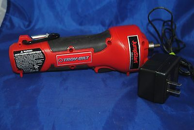 Troy-Built, Jump Start, Lithium Ion Cordless Starter 49MRBESY966 w/ charger