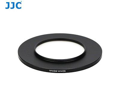 JJC SU 52-82mm Adapter Filter Step Up Ring for 52mm lens w/ 82mm filters _US