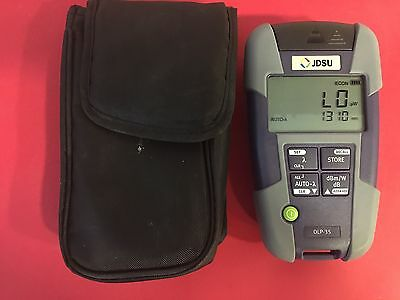 JDSU OLP-35  Fiber Optic Optical Power Meter Cable Tester