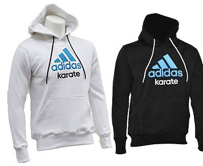 Adidas Martial Arts Karate Sweater Hoodie - 100% Authentic - Free Shipping - LOT