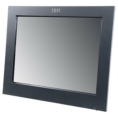 4820-5GB IBM SurePoint Monitor, Iron Gray, with I/O Support
