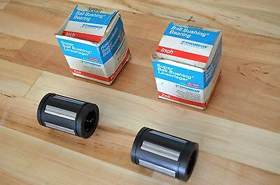 "*NEW* Thomson Super16 Linear Ball Bushing Bearing 1""dia. Bore - THK CNC DIY Kit"