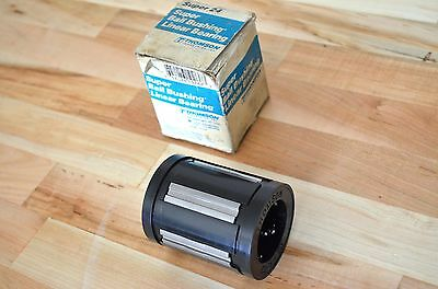 "NEW Thomson Super24 Linear Ball Bushing Bearing 1.50""dia. Bore - THK CNC DIY Kit"