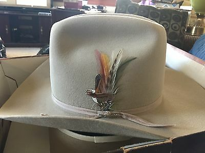 Stetson Size 7 With Eagle Hat Band