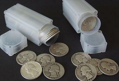 80 WASHINGTON SILVER QUARTER COINS Lot 117