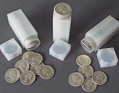 120 WASHINGTON SILVER QUARTER COINS Lot 176