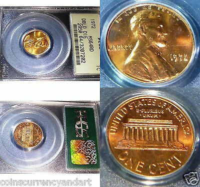 Type 3, Memorial Reverse (Copper) 1972 1C Doubled Die Obv Lincoln Cent