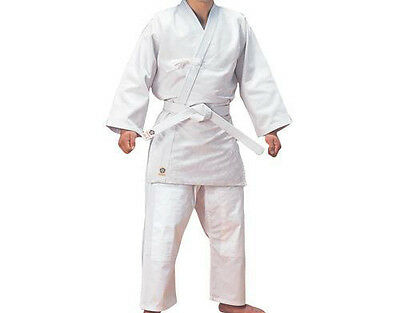 Mitsuboshi Japan AIKIDO Gi Aikidogi Jacket Pants Set Y-620 with AIKIKAI Patch