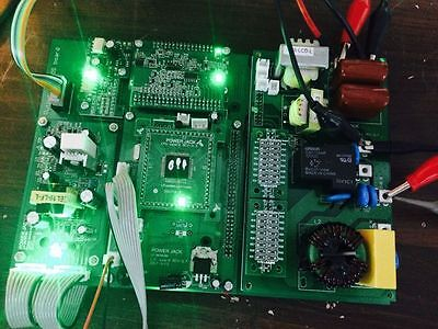 Spare parts-7.0 control board for POWER JACK LF pure sine wave power inverter